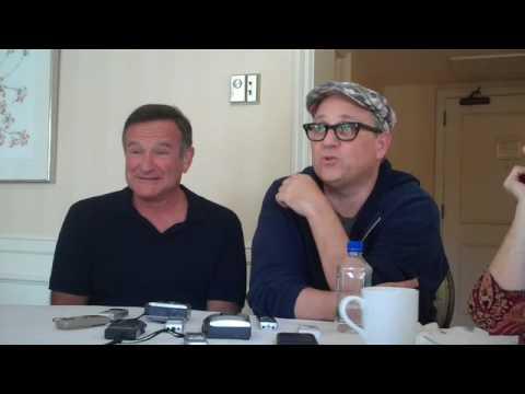 Dish Rag: Robin Williams' nude scene!