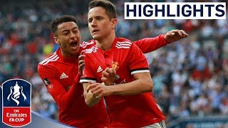 download lagu Manchester United 2-1 Tottenham  Herrera Wins It For gratis