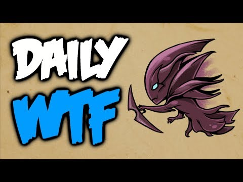 Dota 2 Daily WTF - Easiest 1v1 ever
