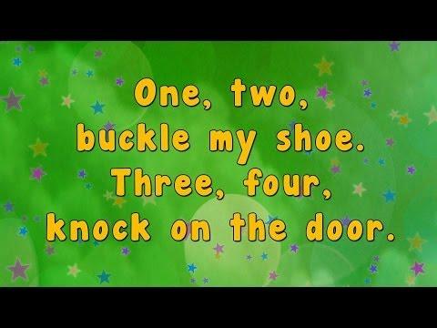 Karaoke - Karaoke - One two buckle my shoe