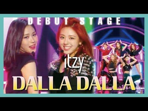 Download HOT Debut ITZY - DALLA DALLA ,  있지 - 달라달라  Show  core 20190216 Mp4 baru