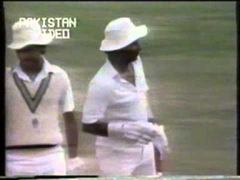 #PiPY Archive Pakistan vs India 1987 Bangalore Part 2