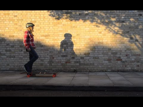 LongboardUK: The Basics of Longboarding - For Beginners -