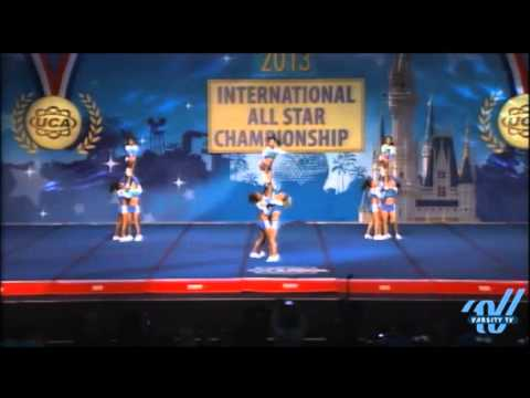 Cheer Sport (Ecuador) Fenix Level 2 DAY 2 2013