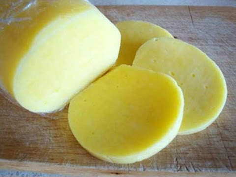 Как приготовить сыр из творога - видео
