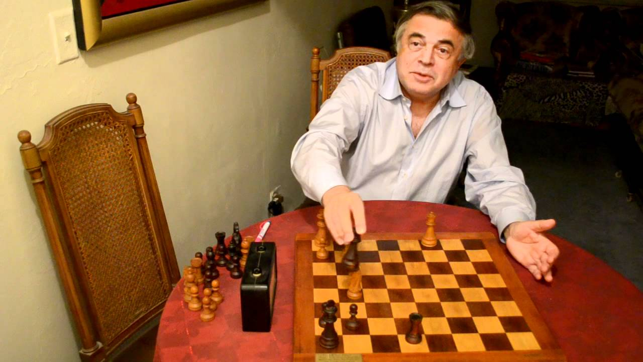 I was a Soviet defector. Chess was my door to freedom