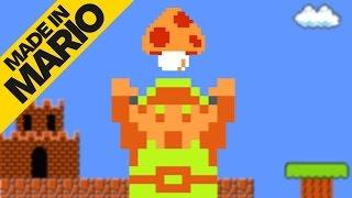 5 Zelda Levels in Super Mario Maker - Made in Mario