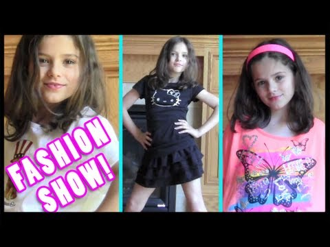 FASHION SHOW TIME!!!  | KITTIESMAMA