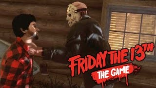 Happy Friday The 13th! (Friday The 13th: The Game - Jason Gameplay)