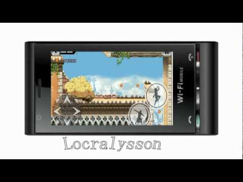 c5000 jogo: Assassin's Creed 2 Java Touch
