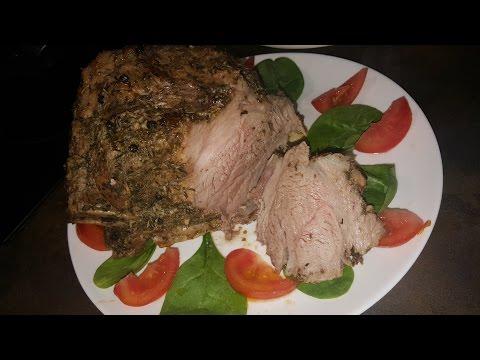 Замаринованое мясо из духовки!!!