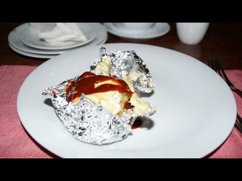 Крошка-картошка - детский кулинарный мастер-класс