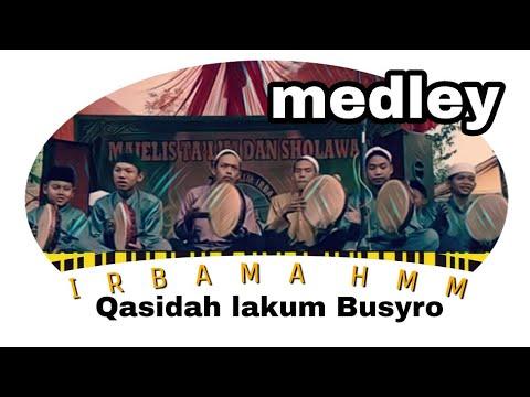 Qosidah Lakum Busyro & Baina katifa (Medley)  IRBAMA HMM , Ustadz Fahmi Ahmed