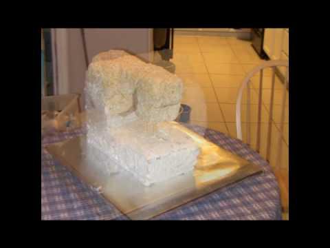 Jans Janome Sewing machine Birthday Cake.wmv