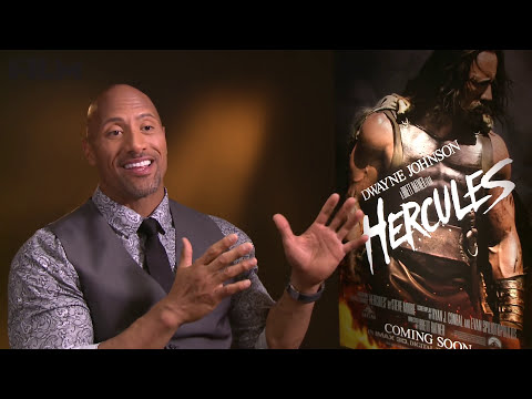 Dwayne Johnson reveals Shazam DC movie role?