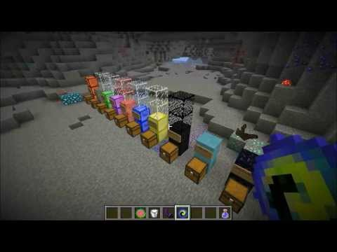 Minecraft: DIMENSION OF MINING (A TRUE MINER'S HEAVEN!) Mod Showcase