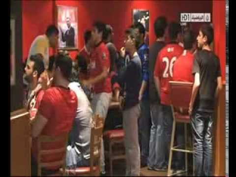 Manutd Lebanon's report on Al Jazeera Sport: United v Arsenal