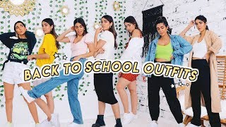 15 BACK TO SCHOOL OUTFITS ft URBAN OUTFITTERS ☆
