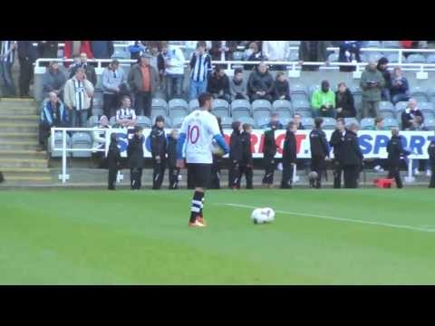 Hatem Ben Arfa Newcastle United Wizard