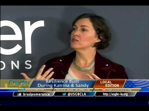 Charter Local Edition with U.S. Green Building Council-Los Angeles Director Heather Rosenberg