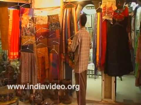 The Shopping Time at Meena Bazaar, Red Fort