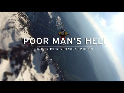 Salomon Freeski TV S6 E12 - Poor Man's Heli