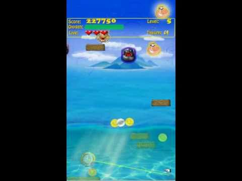 TheDiver.aviThe Diver free android game