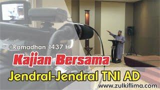 download lagu Kajian Bersama Para Jendral Tni Ad  Ust. Zulkifli gratis
