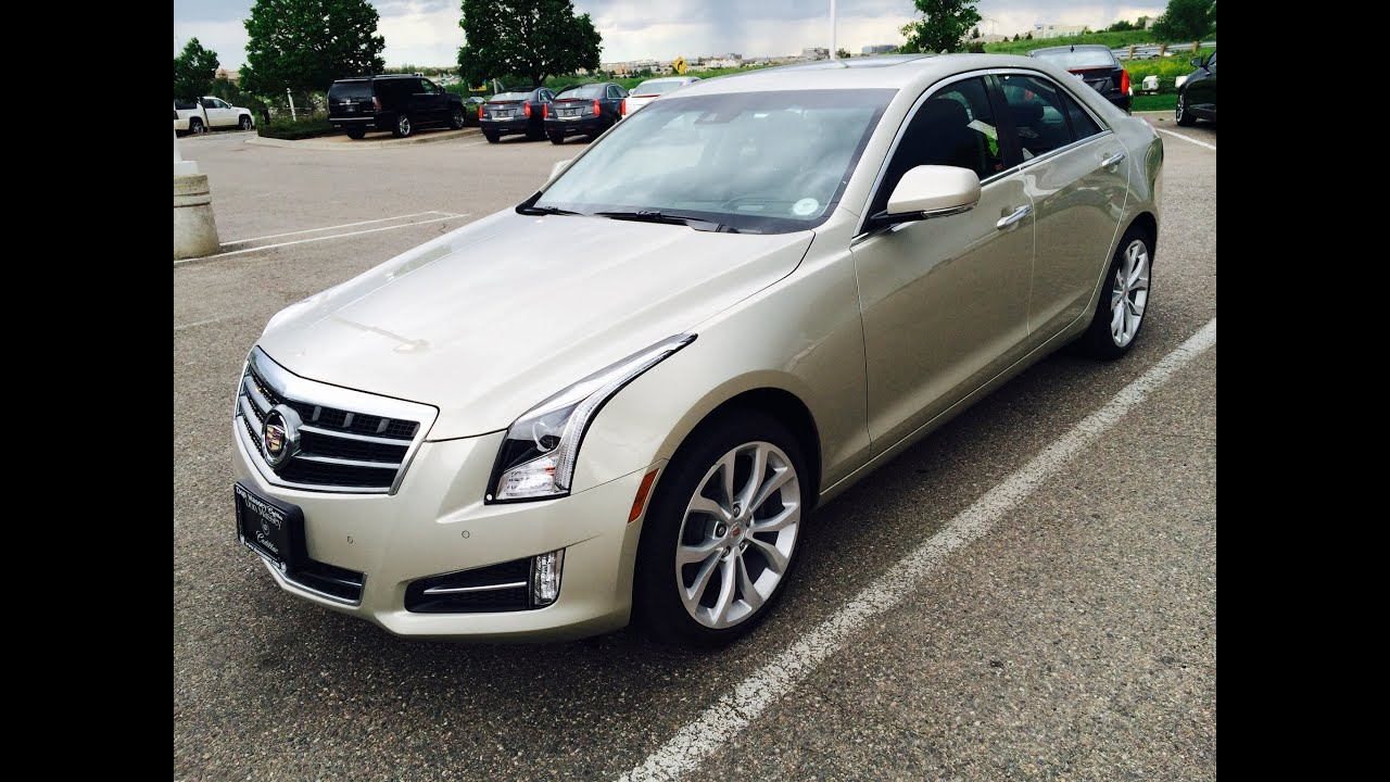 2014 cadillac ats 3 6 awd premium collection start up in depth tour. Cars Review. Best American Auto & Cars Review