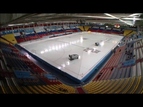 Latvia - USA (Bandy world championship, Khabarovsk)