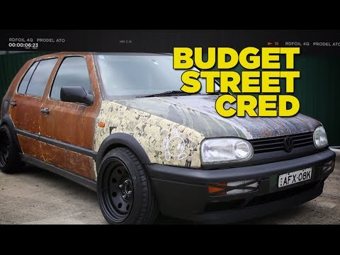 Budget Street Cred (Season Finale)