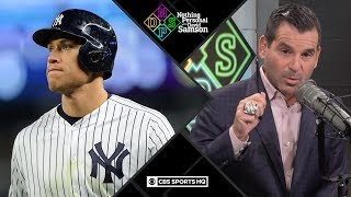 """Yankees Built A Team To Get To October And Not Through October"" - David Samson 