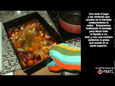 Pavo asado navide o de jamie oliver la web de cocina de for Cocina 5 ingredientes jamie oliver
