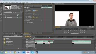 Zoom Effect Tutorial - Adobe Premiere Pro