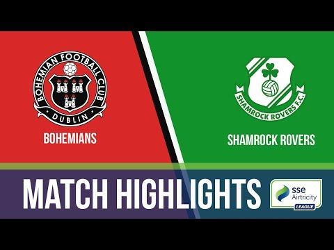 GW21: Bohemians 2-1 Shamrock Rovers