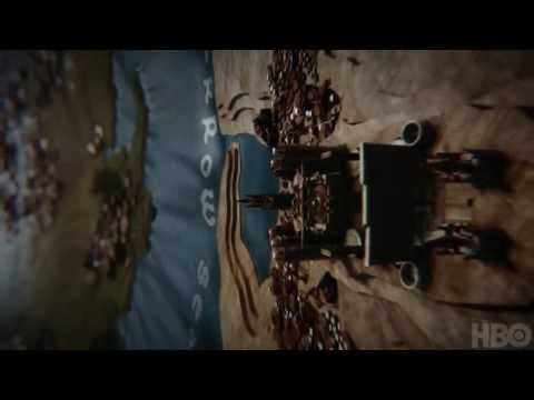 "Game Of Thrones ""Official"" Show Open (HBO)"