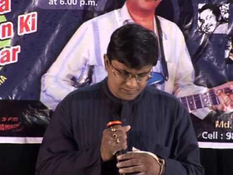 Sada geethon ki bahaar  Pervez presents ( Chitti aayi hai )
