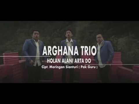ARGHANA TRIO VOL. 6 - HOLAN ALANI ARTA DO