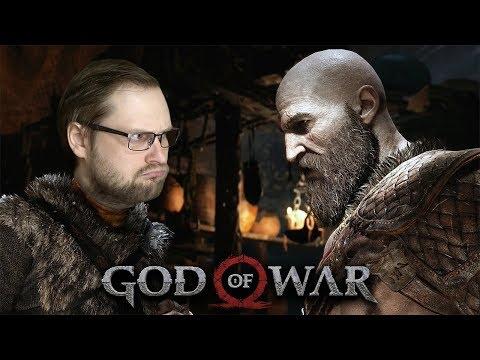 СТРОГИЙ БАТЯ ► God of War #1 thumbnail