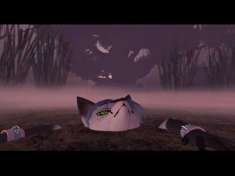 Quicksand #1 - Sinking in Second Life
