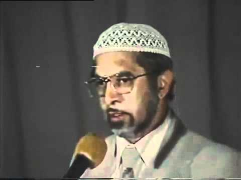 Ahmed Deedat; Is Jesus God? Full video