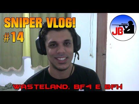 #vlog - Wasteland, Bf4, Bfhl, Etc video