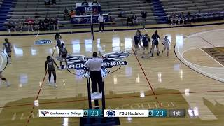 Lackawanna College Women's Volleyball vs PSU Hazleton