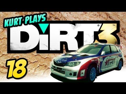 Kurt Plays DiRT 3 - E18 - Speaking In Tongues