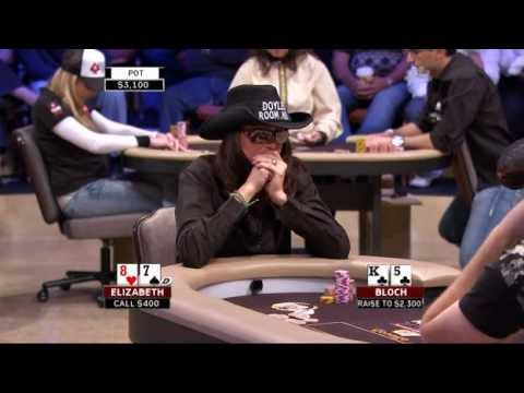 National Heads-Up Poker Championship 2008 Episode 2 2/4
