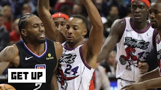 The Raptors aren't built for the playoffs, don't believe the hype! – Jay Williams | Get Up