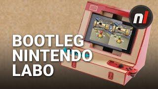Fake Nintendo Labo Already Exists in China