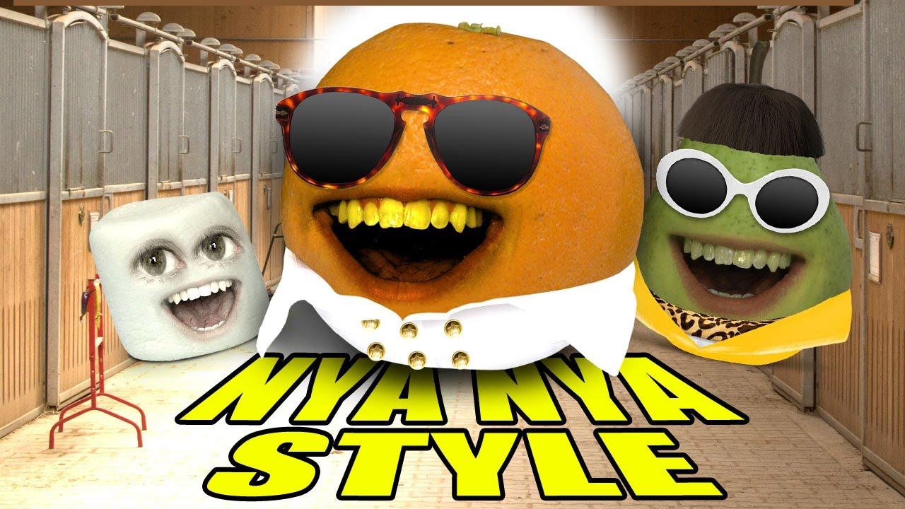 Gangnam style parody youtube