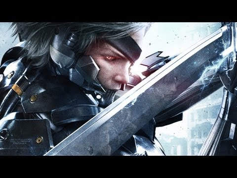CGR Undertow - METAL GEAR RISING: REVENGEANCE review for Xbox 360
