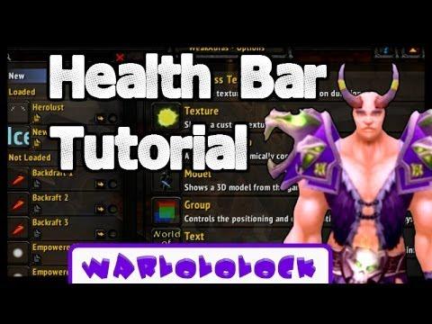 Health Bars uk Health Bar Tutorial Enlarged